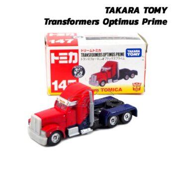 โมเดลรถเหล็ก Takara Tomy Optimus Prime