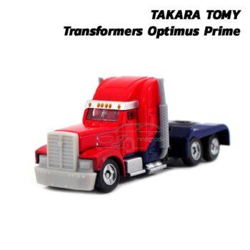 โมเดลรถเหล็ก Takara Tomy Optimus Prime รถเหล็กจำลอง