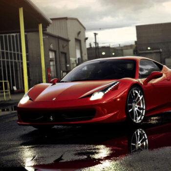 โมเดลรถ Ferrari