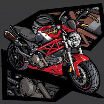 โมเดล Ducati