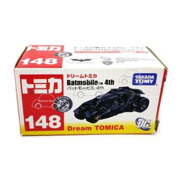 โมเดลรถแบทแมน Takara Tomy Batmobile