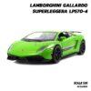 โมเดลรถ ซุปเปอร์คาร์ LAMBORGHINI GALLARDO SUPERLEGGERA LP570-4 (1:36)