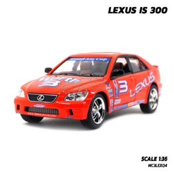 โมเดลรถ LEXUS IS 300 (Scale 1:36)