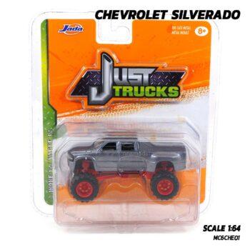 โมเดลรถกระบะ CHEVROLET SILVERADO Jada (1:64)