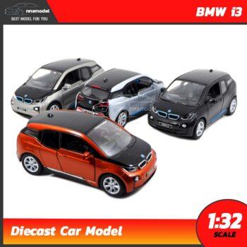 โมเดลรถยนต์ BMW i3