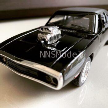 โมเดลรถฟาส Dodge Charger RT 1970 (Scale 1:32)